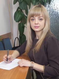 Дученко Марина Анатоліївна